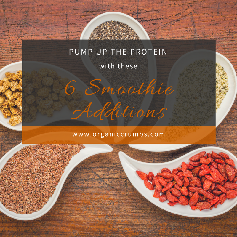 Pump up the Protein with These 6 Smoothie Additions